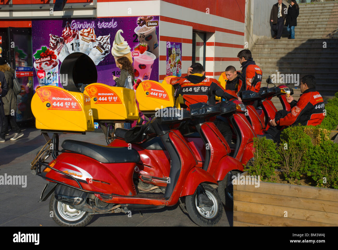 mcdonalds delivery dublin