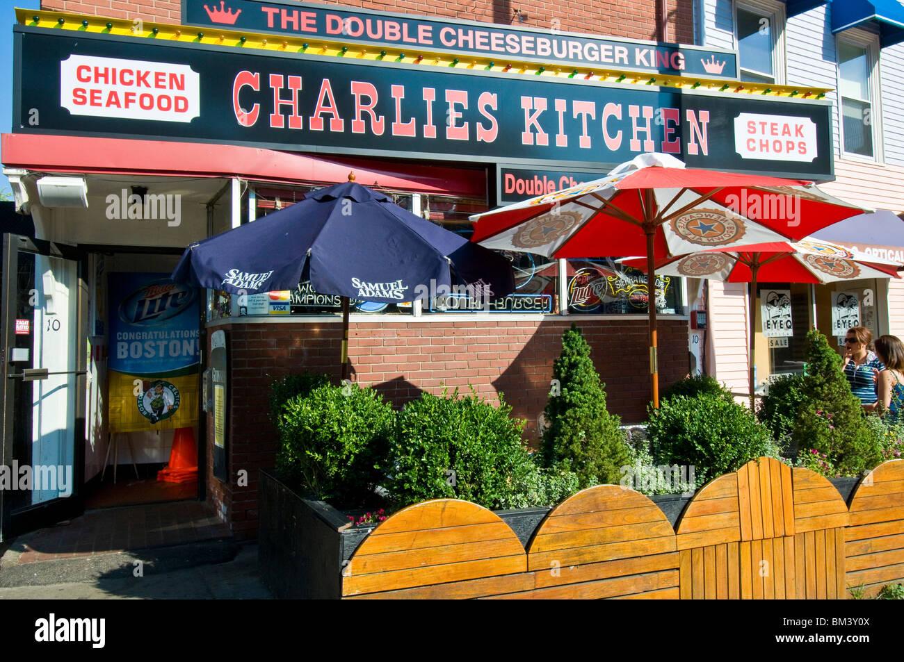 charlies kitchen famous restaurant cambridge - Charlies Kitchen