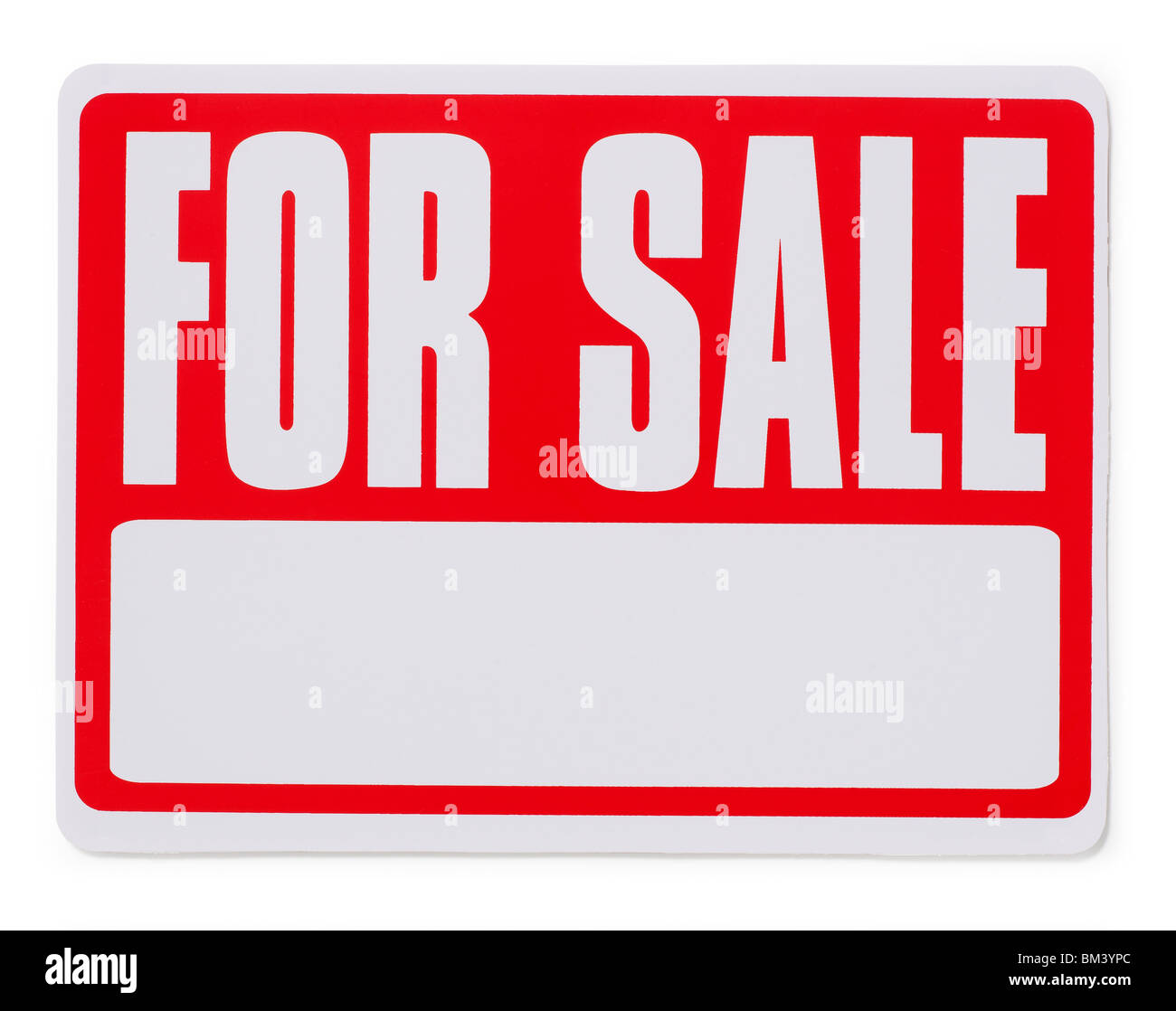 For Sale sign - Stock Image