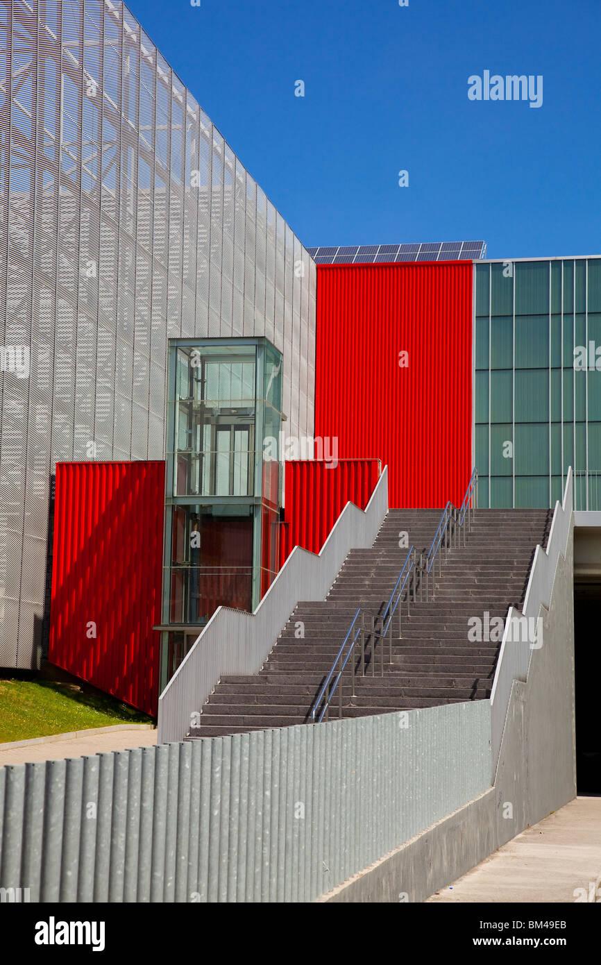 BEC, Bilbao exhibition center, Barakaldo, Bizkaia, Basque country, Spain - Stock Image