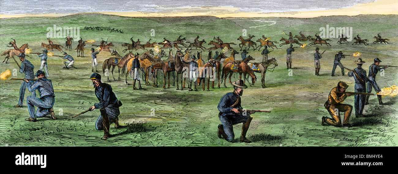 the great sioux war Harney's invasion of the sioux homeland caused the sioux to move away from the roads, soldiers, and forts and, in combination with the federal government's preoccupation with the civil war (1861-65), led to almost ten years of relative peace.