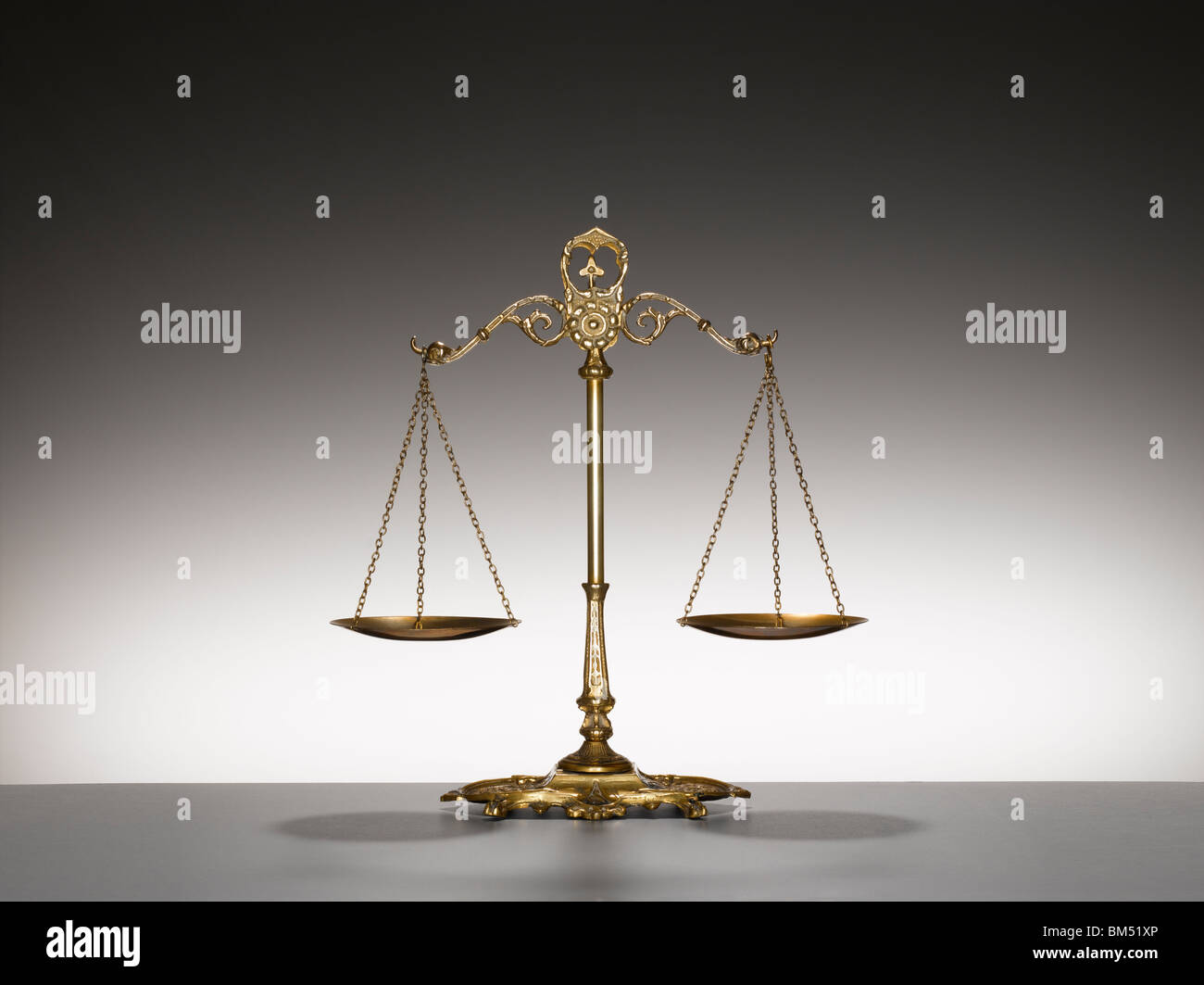 Weighing Scales - Stock Image