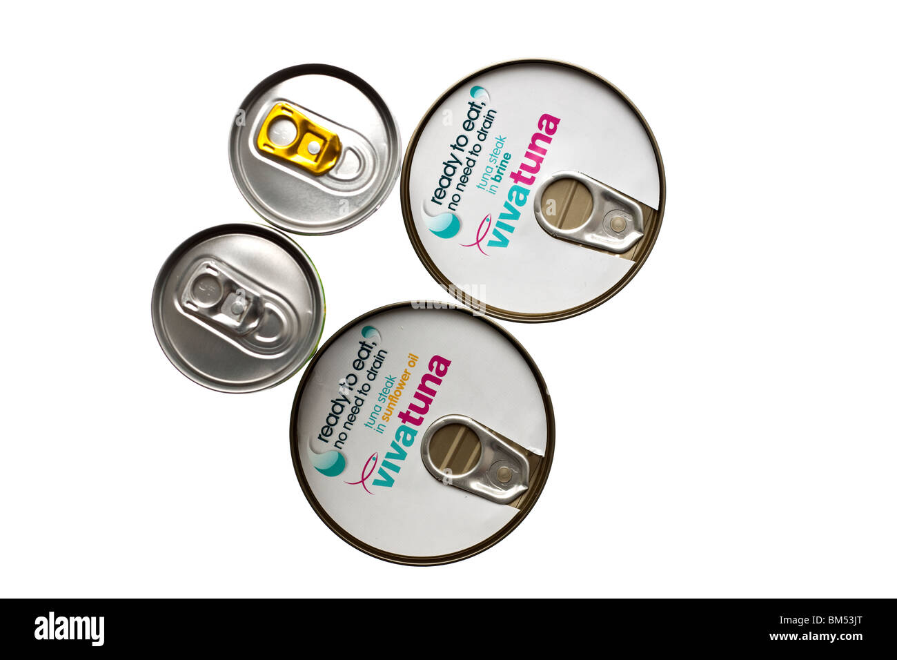Tins Of Tuna Stock Photos Tins Of Tuna Stock Images Alamy