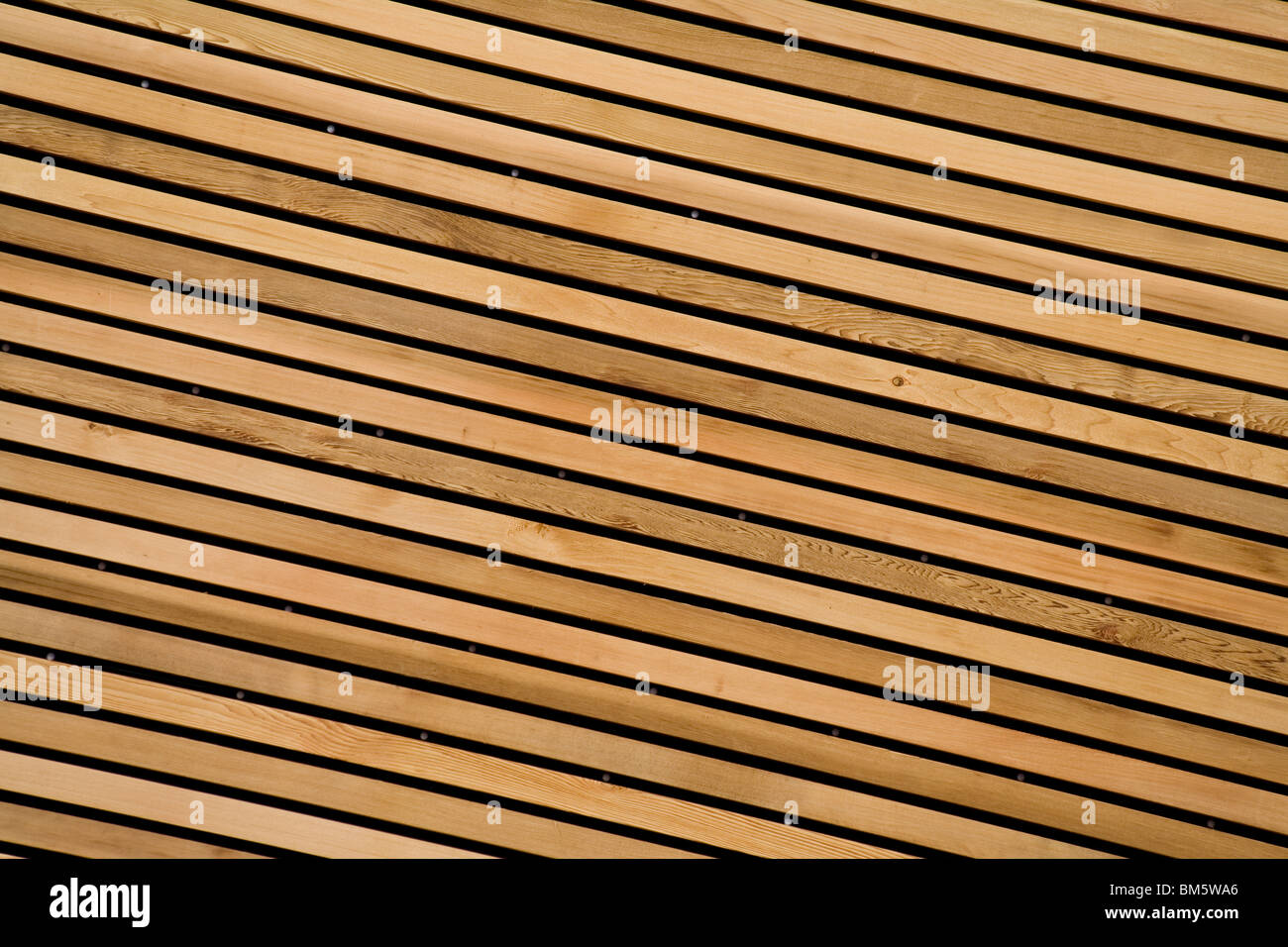 wood Pattern for background close up - Stock Image