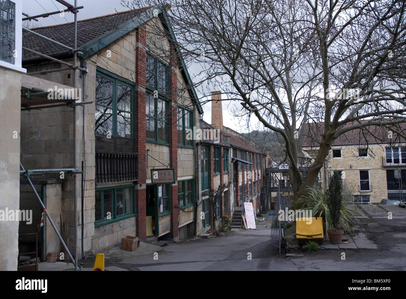Walcot Reclamation Yard, Bath Spa, Somerset UK Stock Photo: 29634052 ...