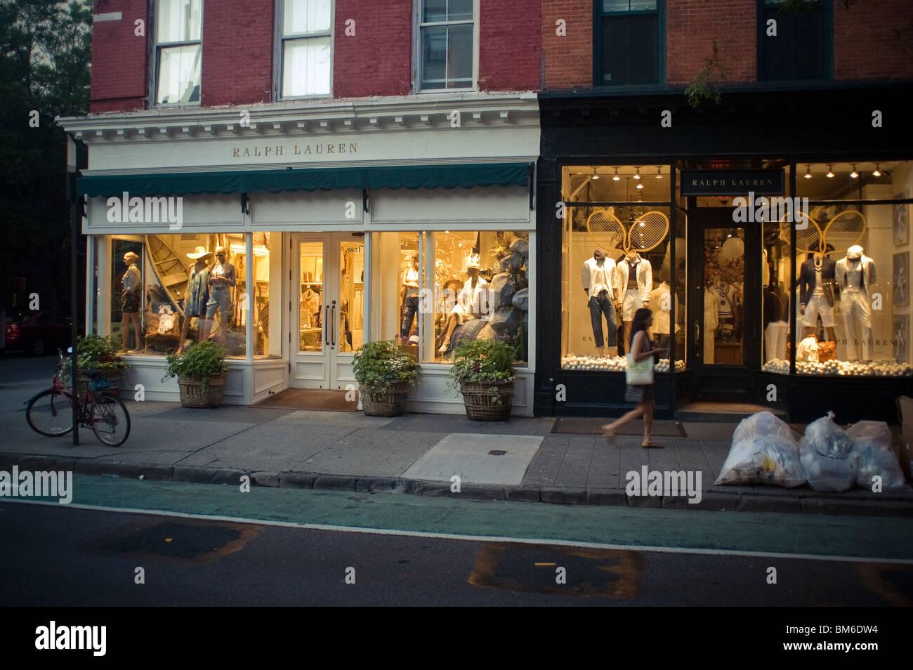Bleecker Stores On Village Ralph Lauren New In Greenwich Street BtdhQsrCx
