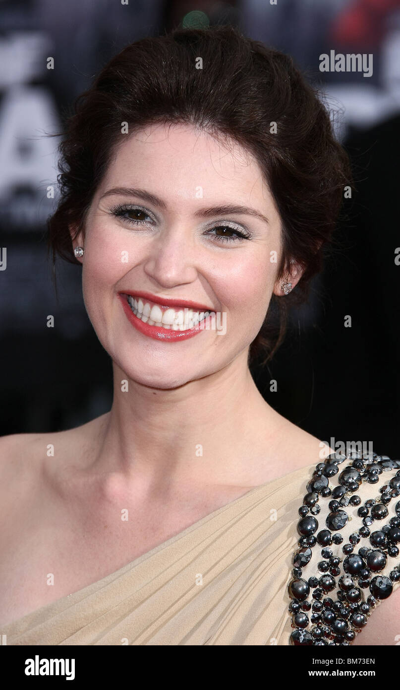 Gemma Arterton Prince Of Persia The Sands Of Time Hollywood Premiere Stock Photo Alamy