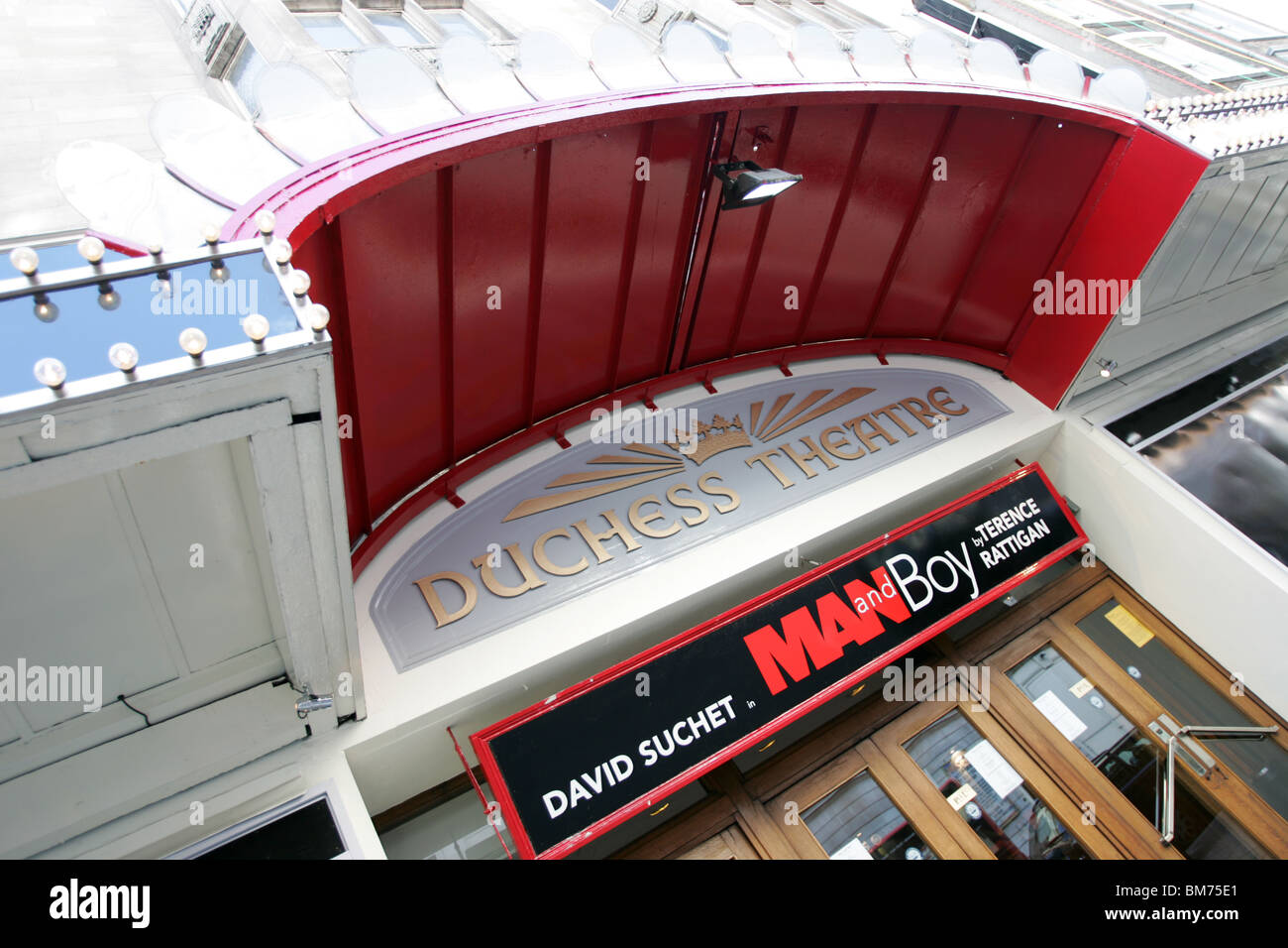 The Duchess Theatre, London - Stock Image