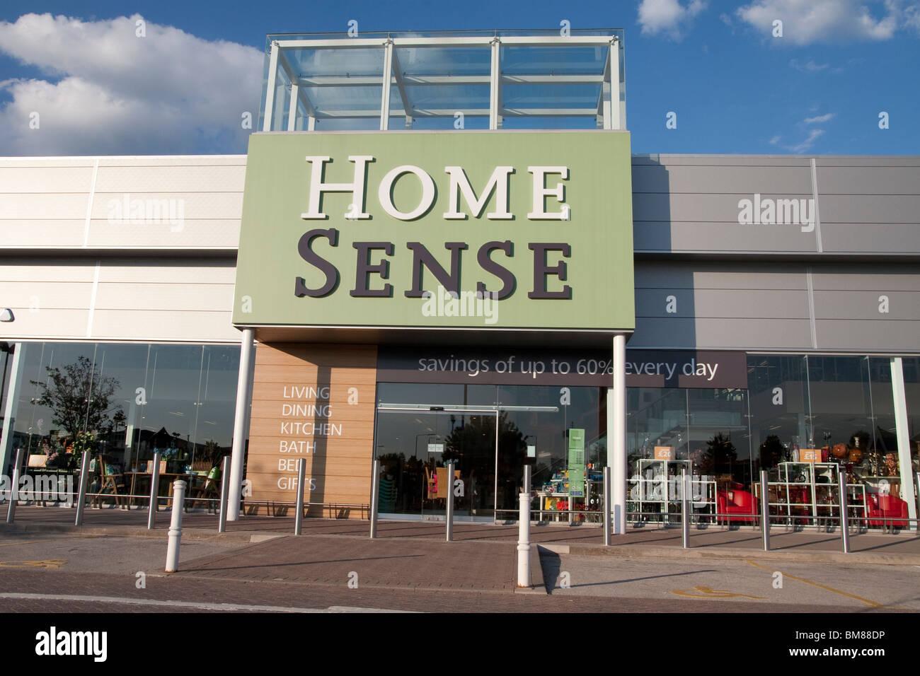home sense retail store at castle marina retail park nottingham