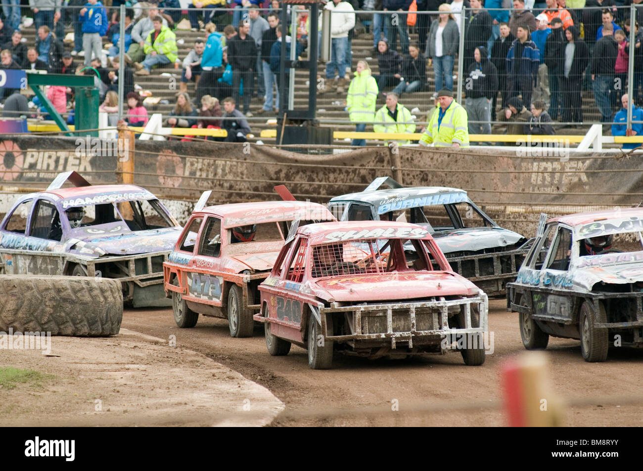stock car racing race cars full contact racers shale track uk races ...