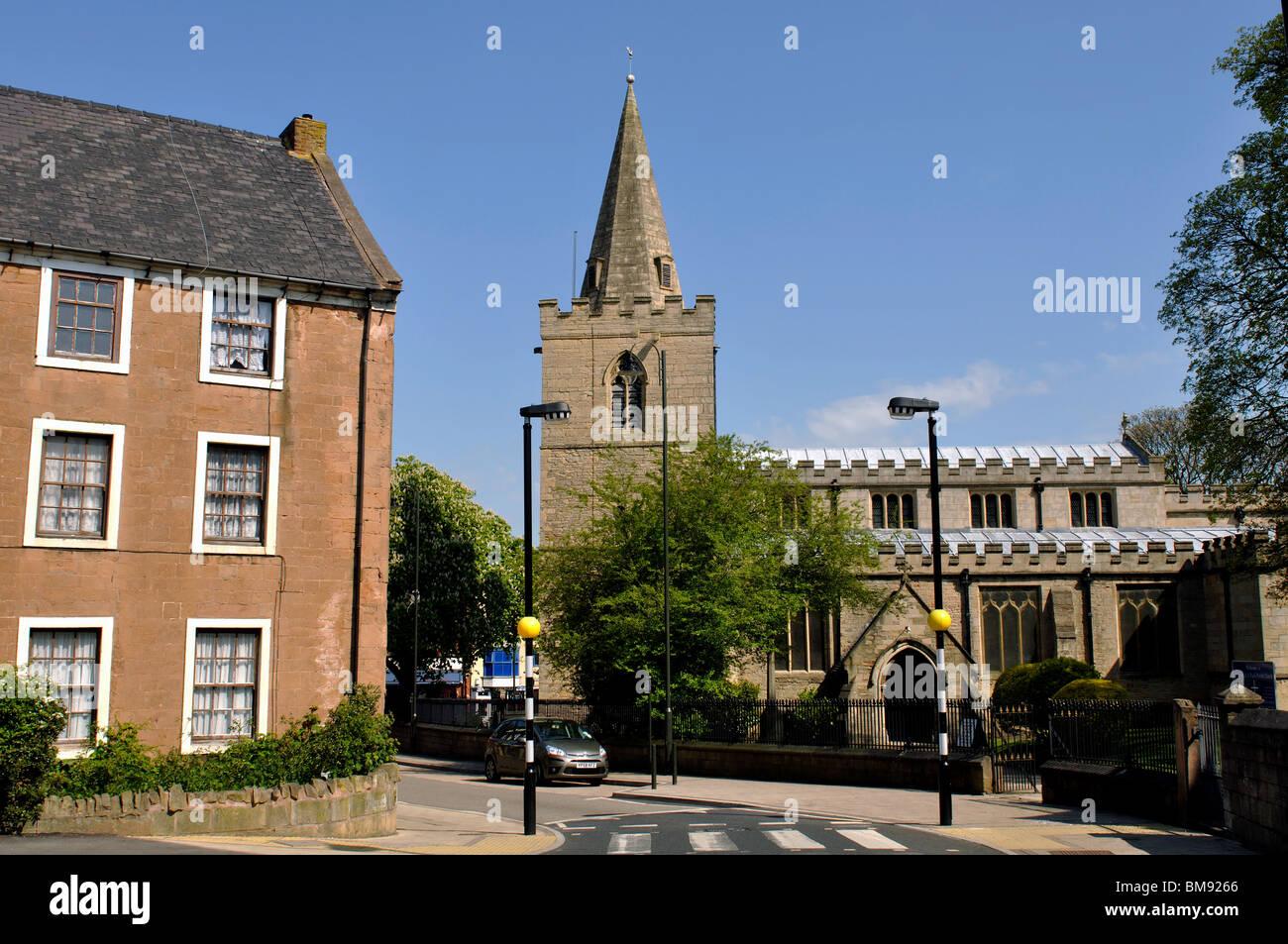 Mansfield nottinghamshire united kingdom
