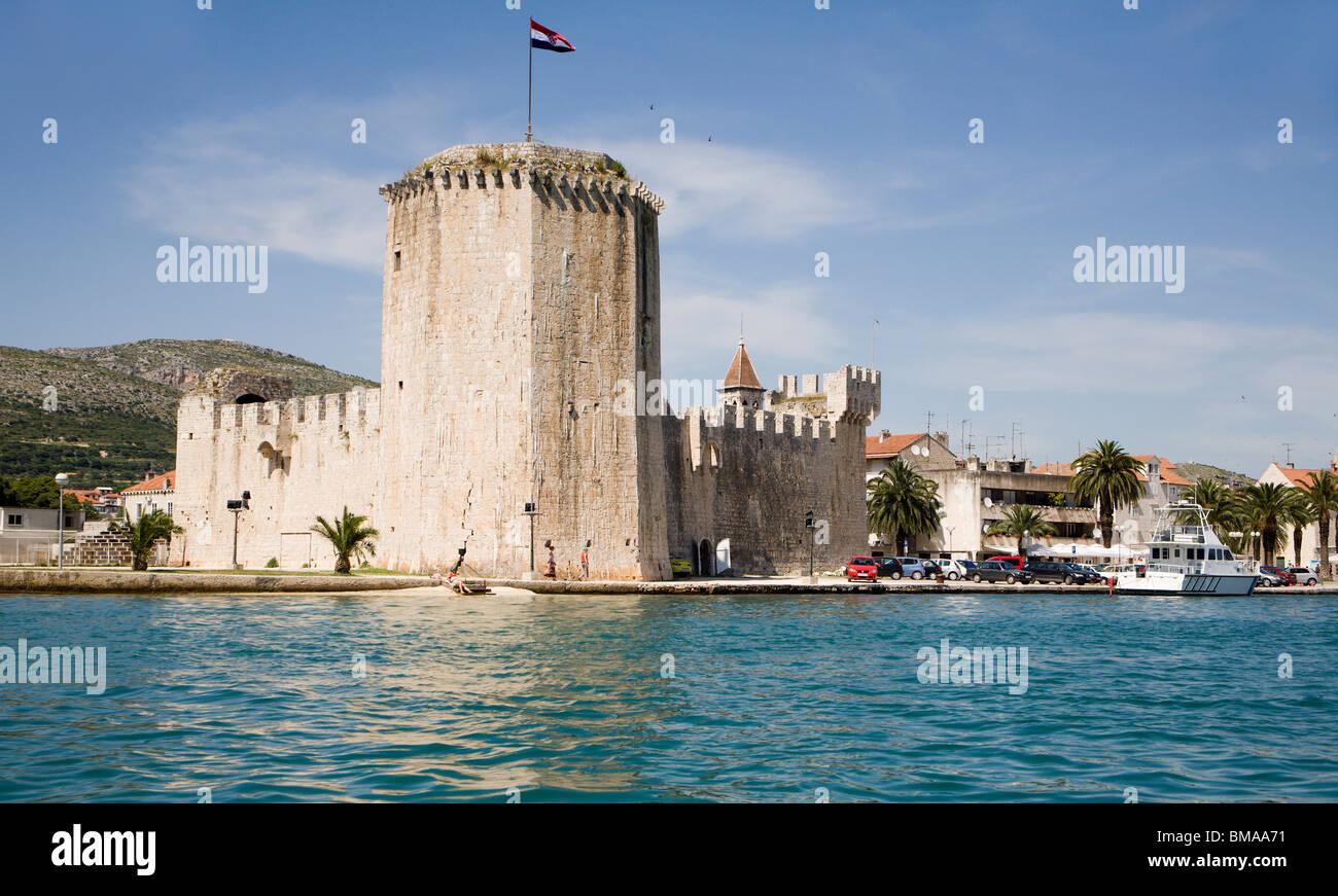 Trogir - Croatia - unesco monument Stock Photo