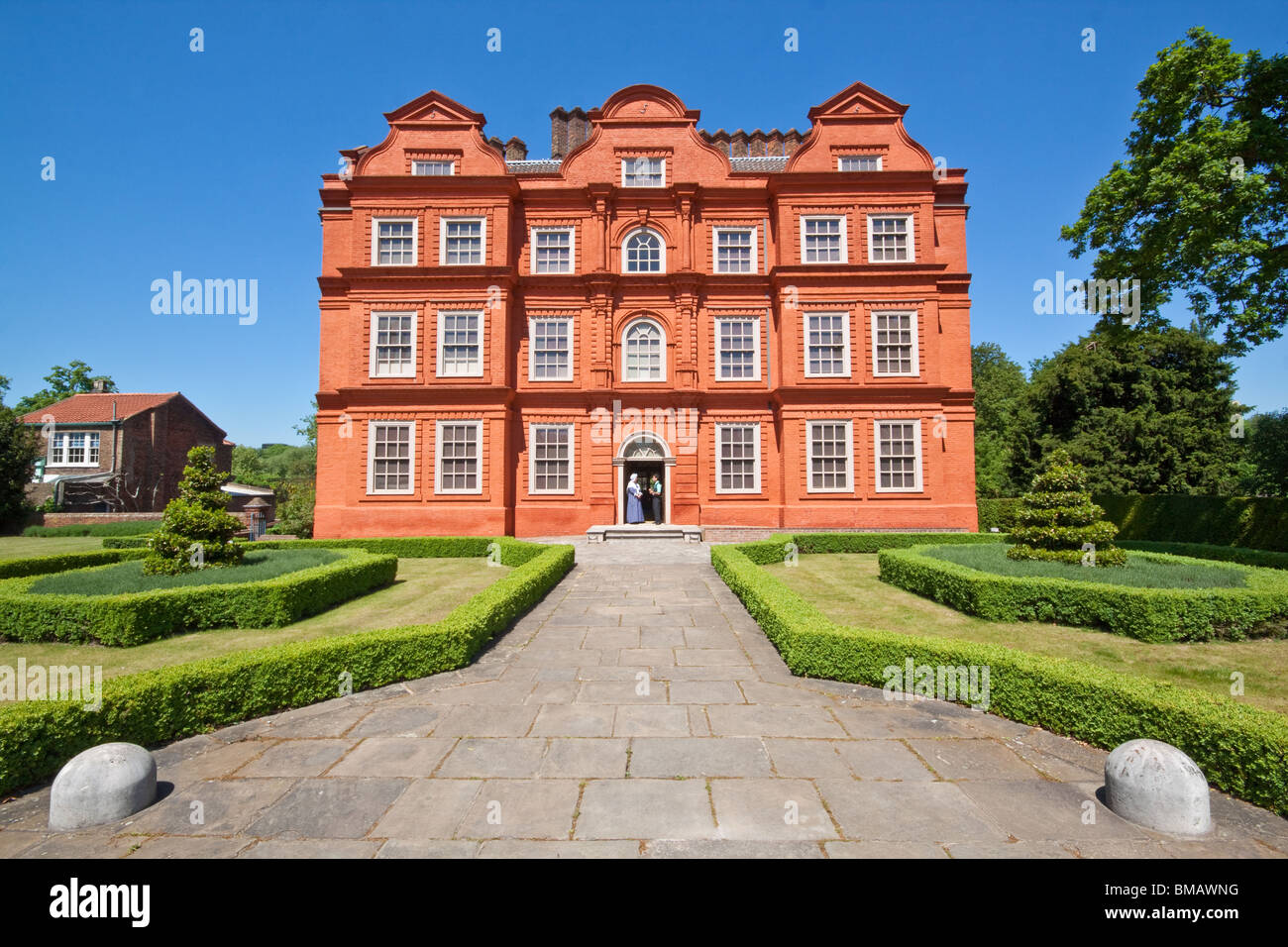 Kew Palace Royal Botanic Gardens Richmond Surrey - Stock Image