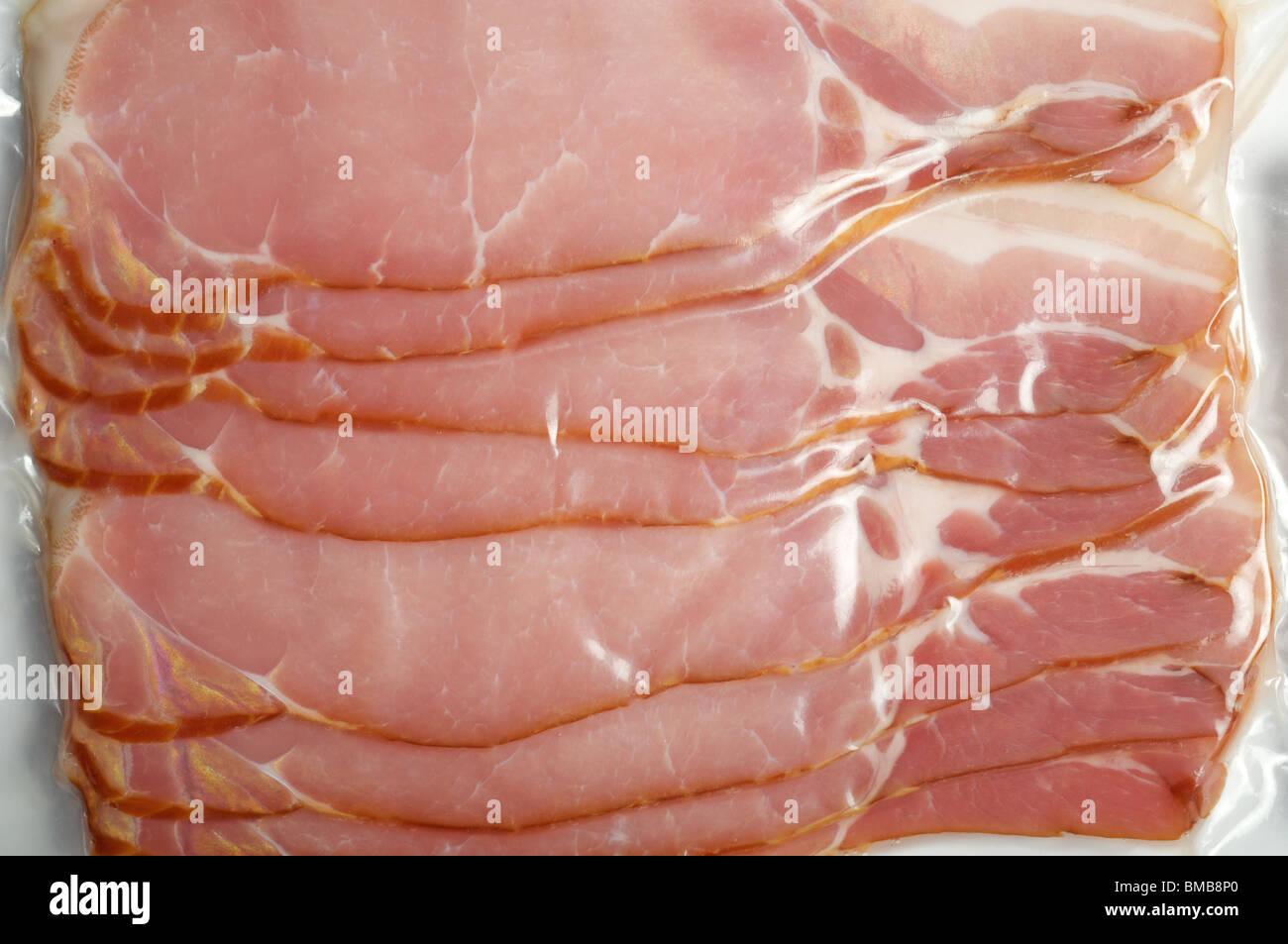 Pinney's of Orford Debenham bacon - Stock Image