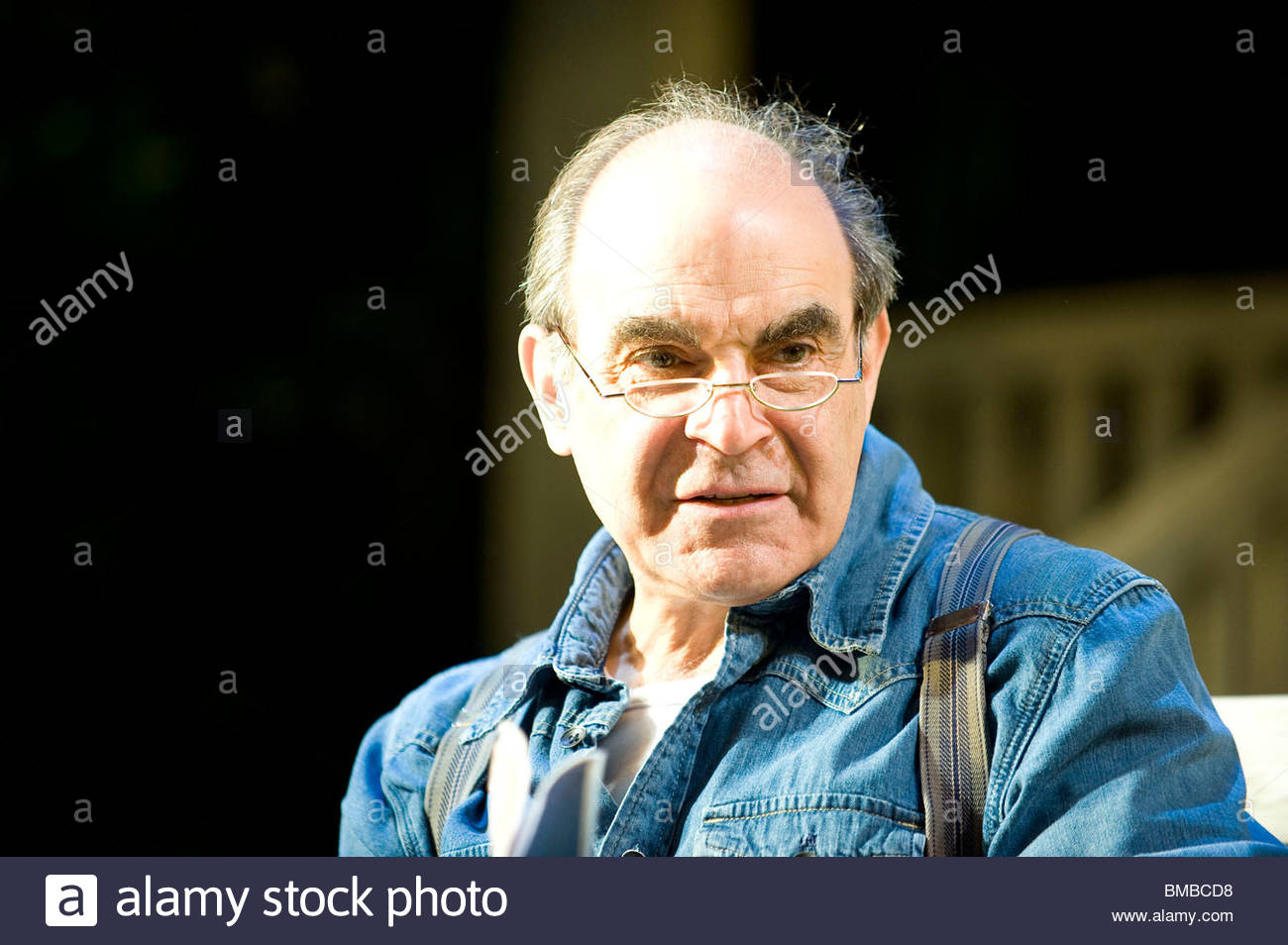All My Sons by Arthur Miller,directed by Howard Davies.With ,David Suchet as Joe Keller - Stock Image