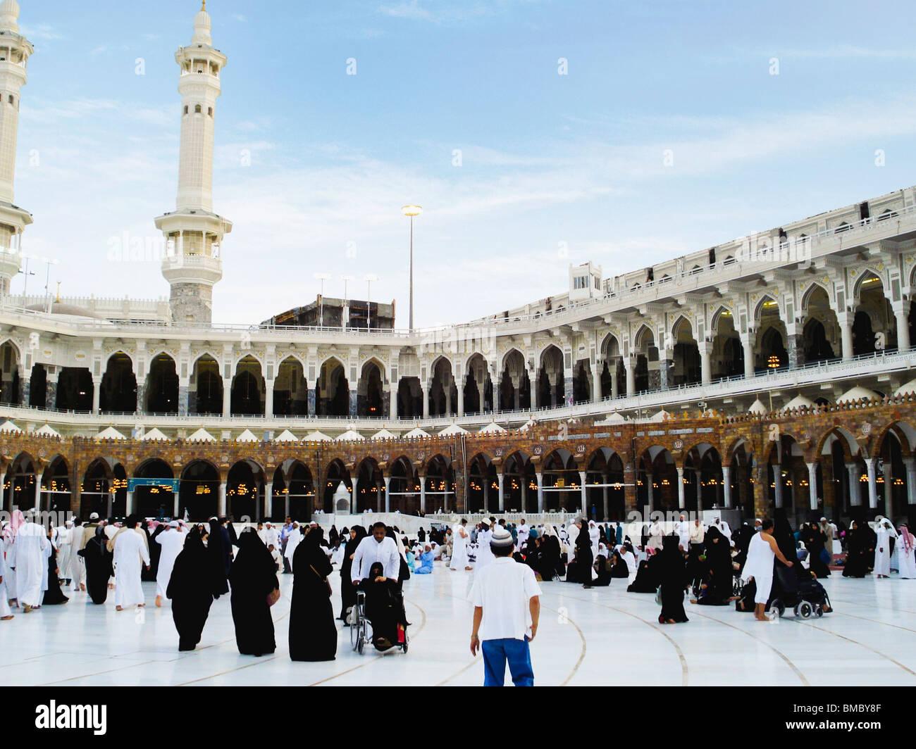 Al-Haram Mosque, Saudi Arabia: photos and description 49