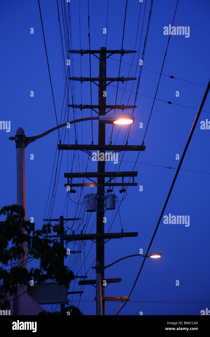Telephone Poles And Wires Stock Photos Telephone Poles And Wires