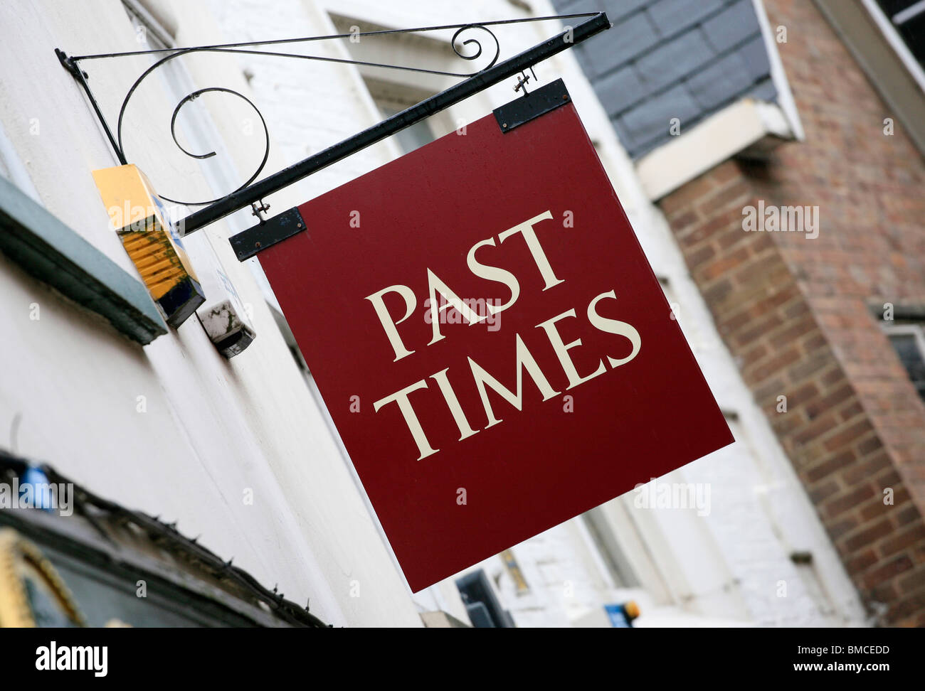Past Times - Stock Image