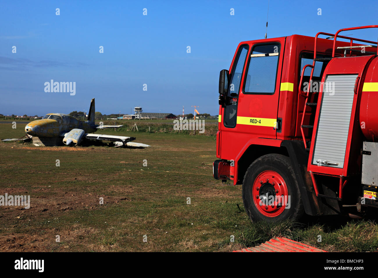 Alderney Airport Stock Photos Alderney Airport Stock Images Alamy