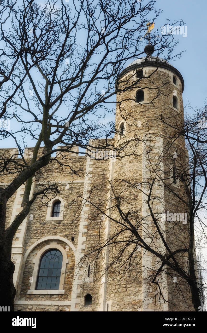 Tower of London - London, United Kingdom Stock Photo