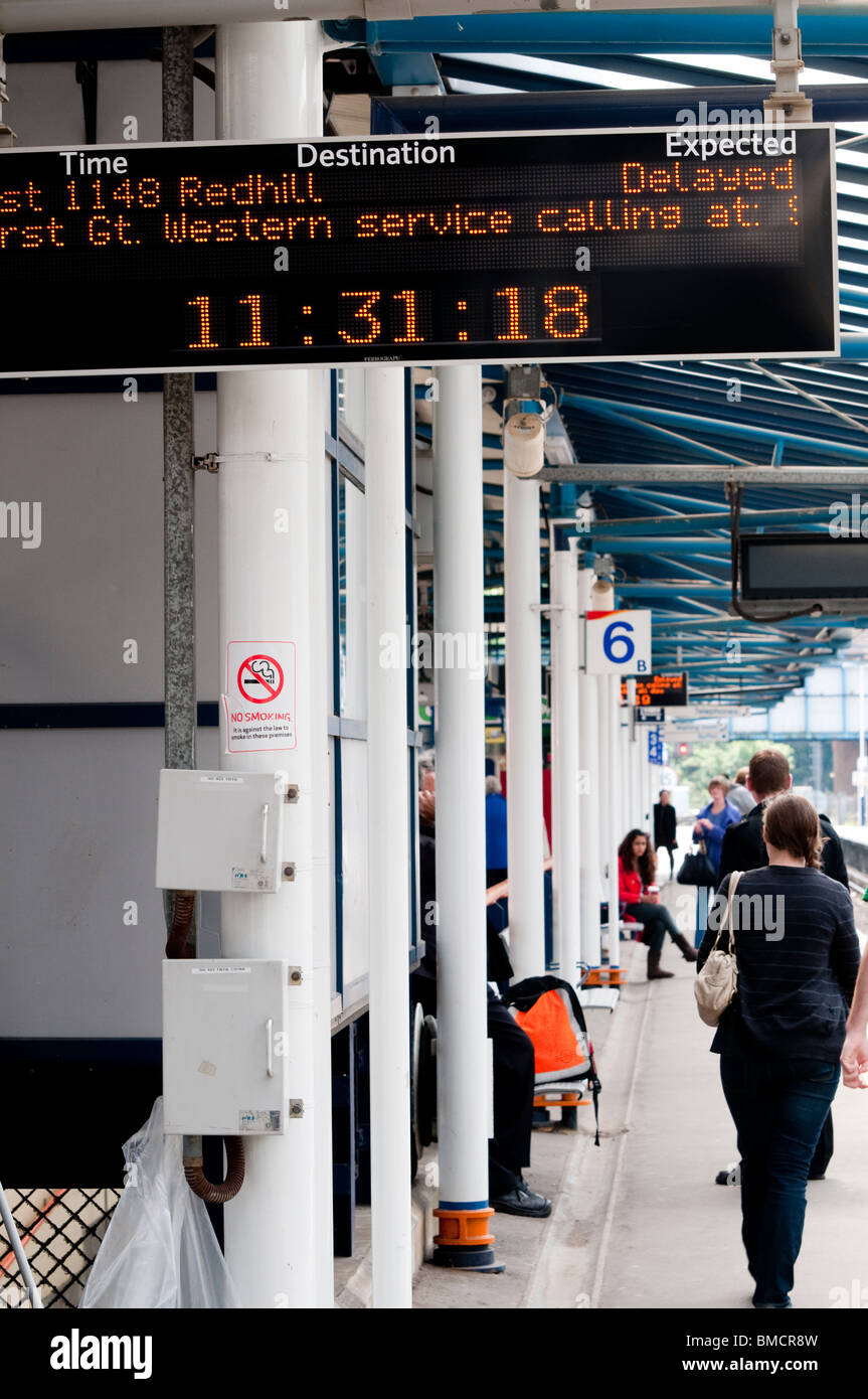Train Delay Stock Photos Amp Train Delay Stock Images Alamy