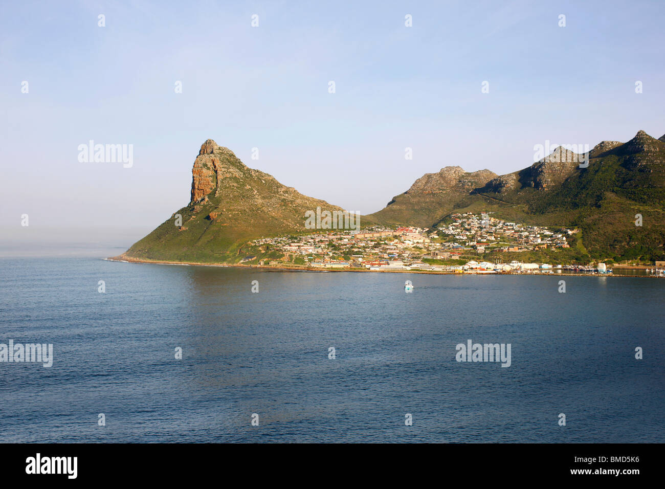 The Sentinel, Hout Bay - Stock Image