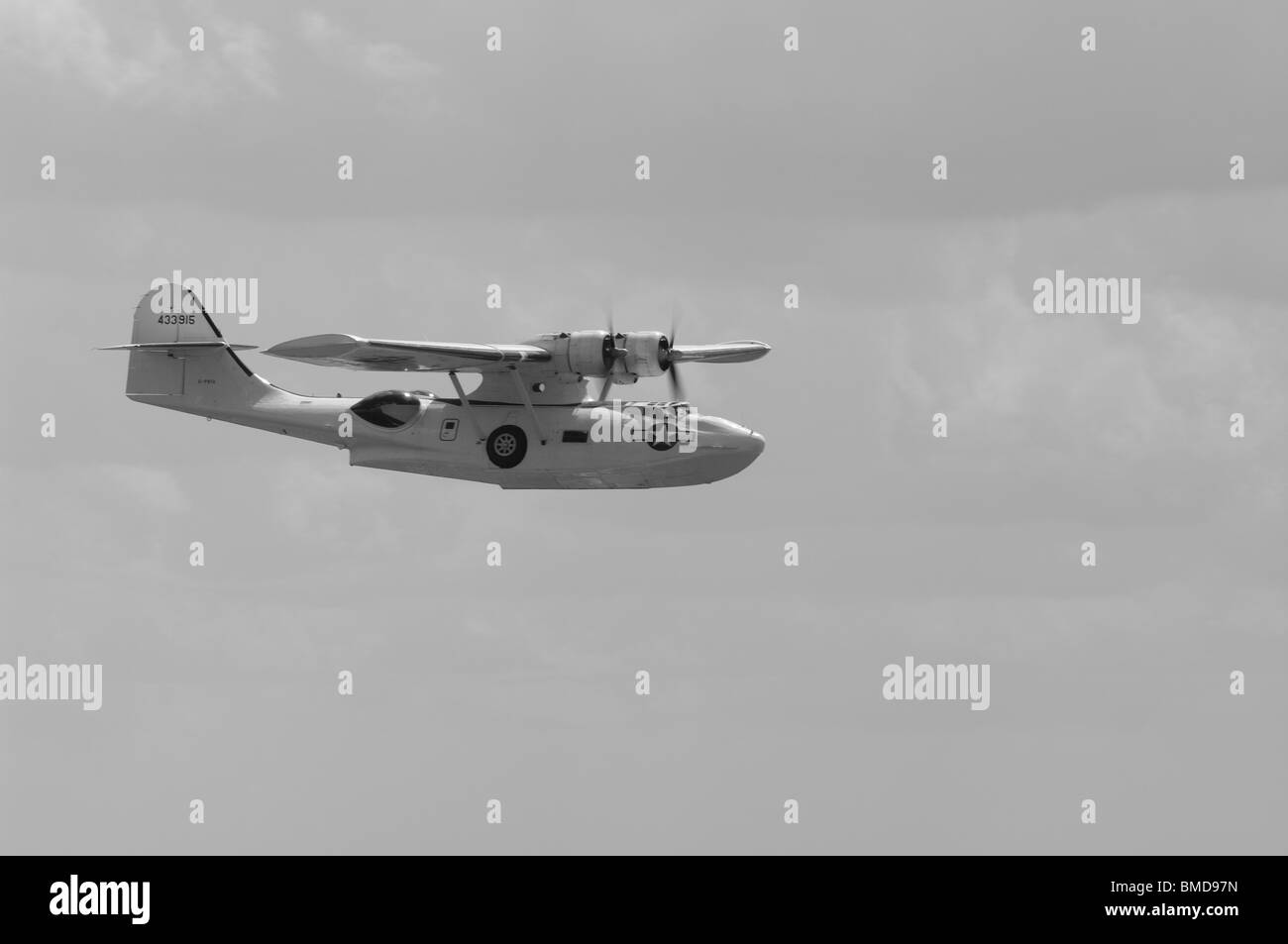 Consolidated PBY Catalina - Stock Image