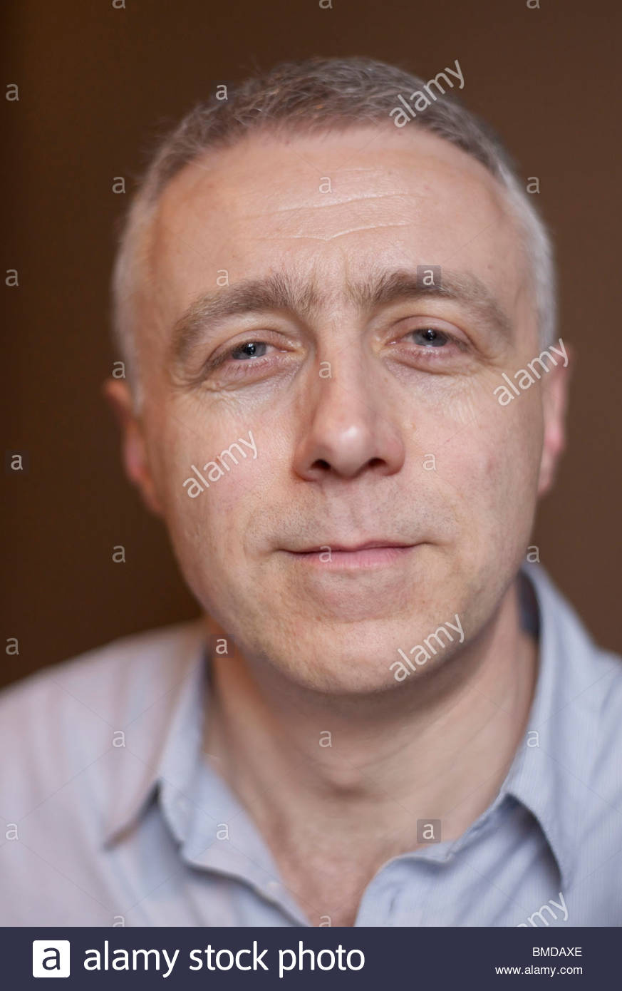 Marcus Chown,author of Quantum Theorey Cannot Hurt You, 2010.CREDIT Geraint Lewis - Stock Image