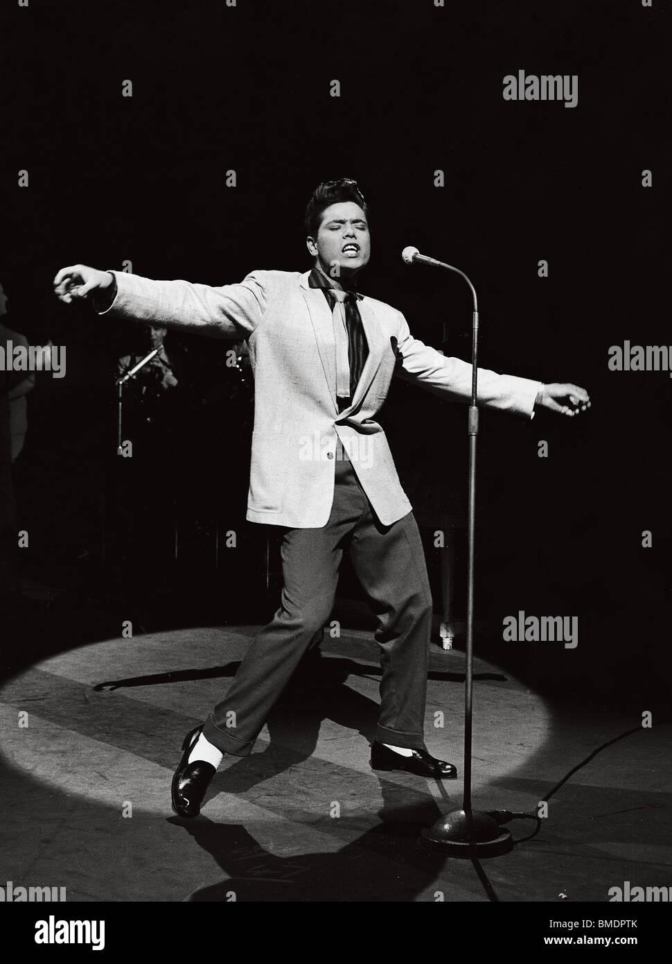 Cliff Richard, photo Harry Hammond. England, 1958 - Stock Image