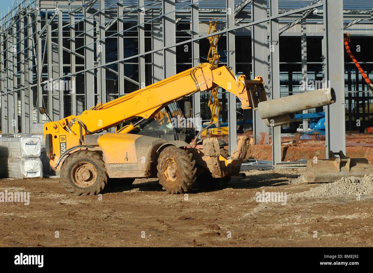 Jcb Machines Stock Photos & Jcb Machines Stock Images - Alamy