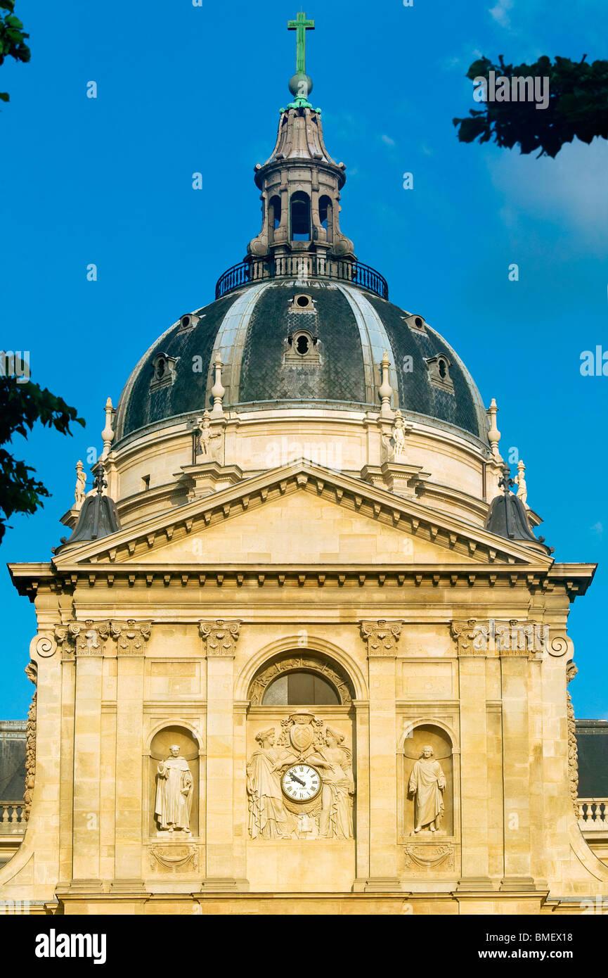 LA SORBONNE, PARIS, FRANCE - Stock Image