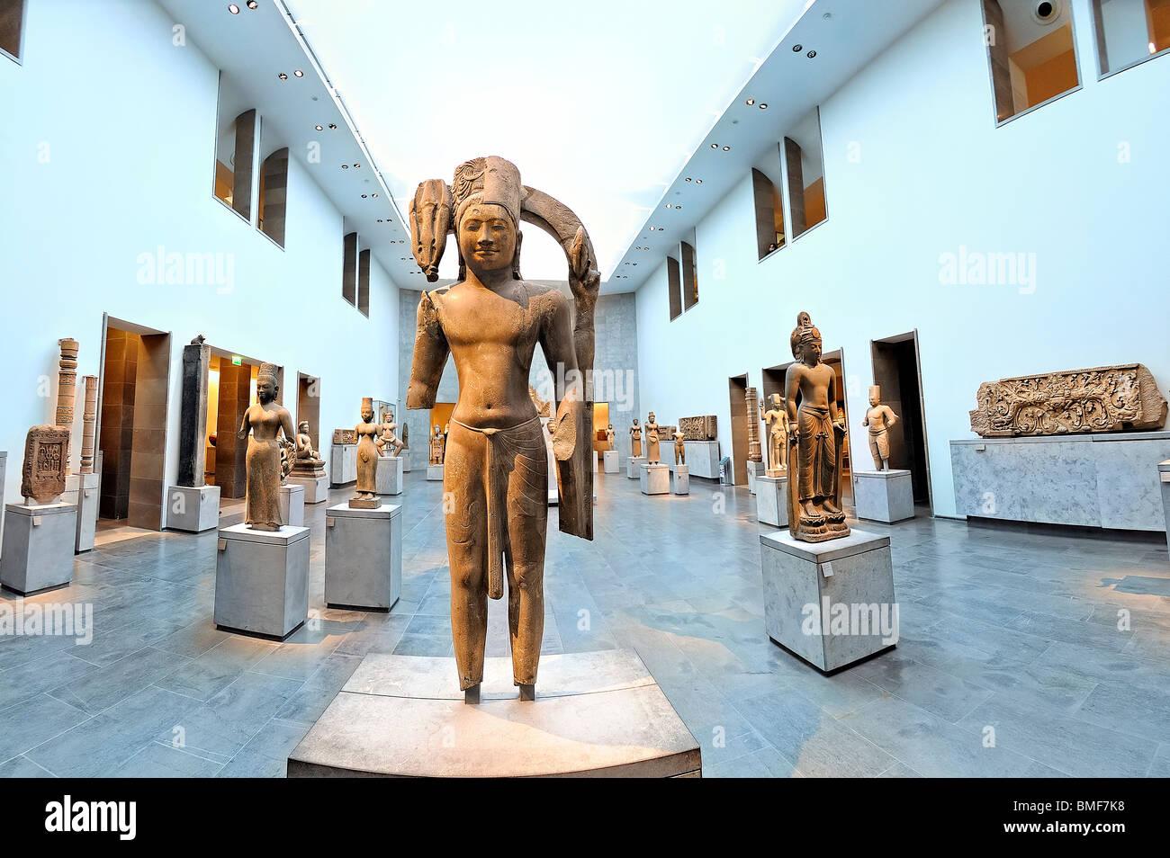 Guimet Museum - Stock Image