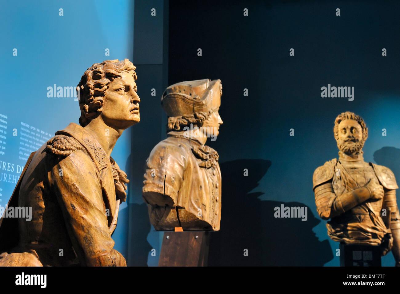 Musee de La Marine (Navy Museum), Paris, France. - Stock Image
