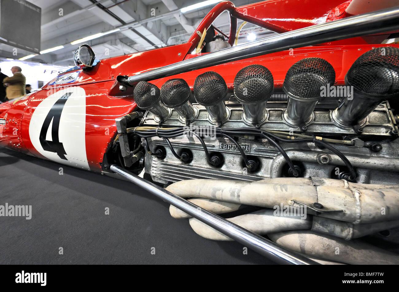 Formula One race car. - Stock Image