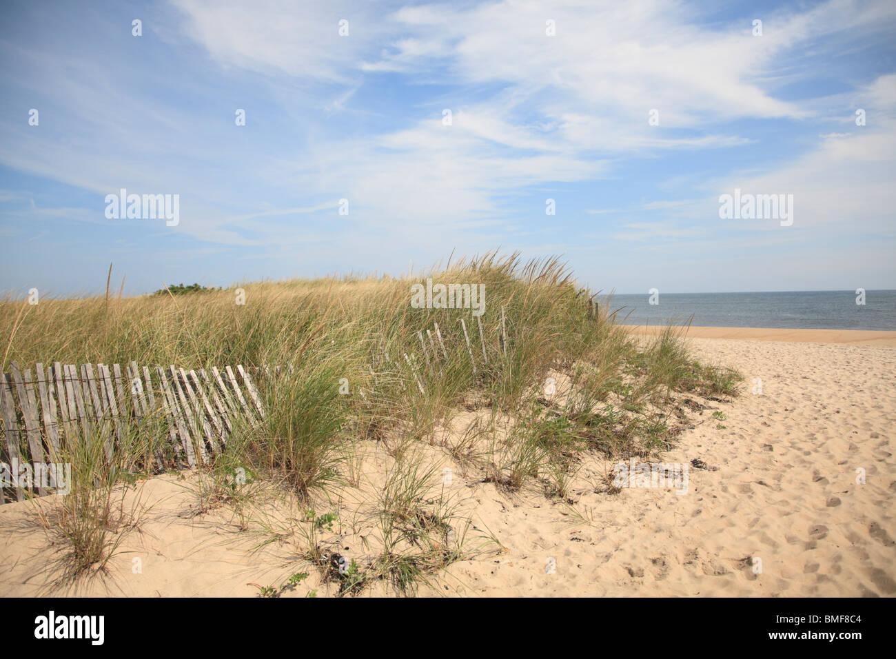 Egypt Beach East Hampton The Hamptons Long Island New York Usa Stock Photo Alamy