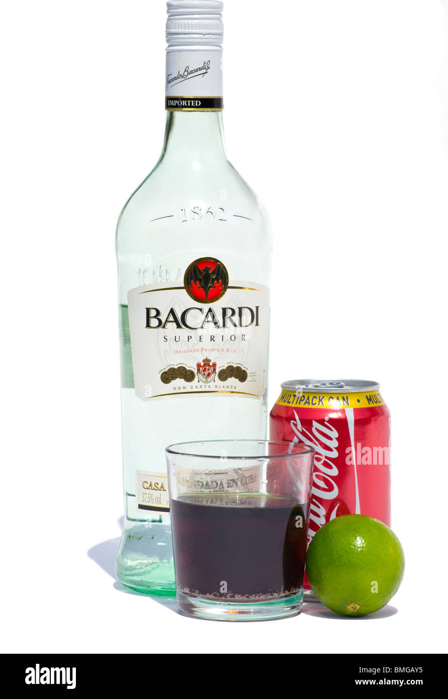 How to drink white bacardi 4
