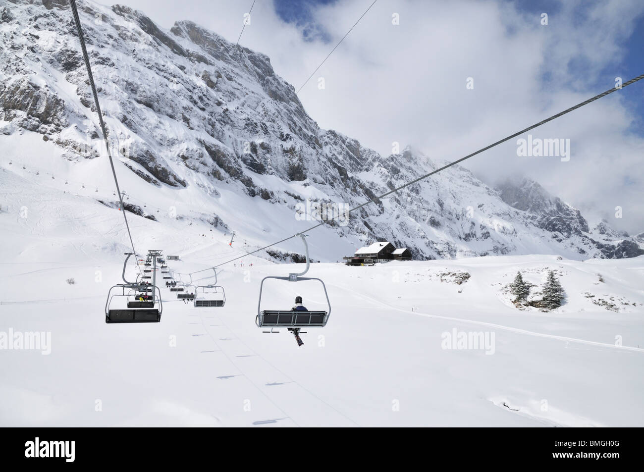 Engelberg, Switzerland Stock Photo