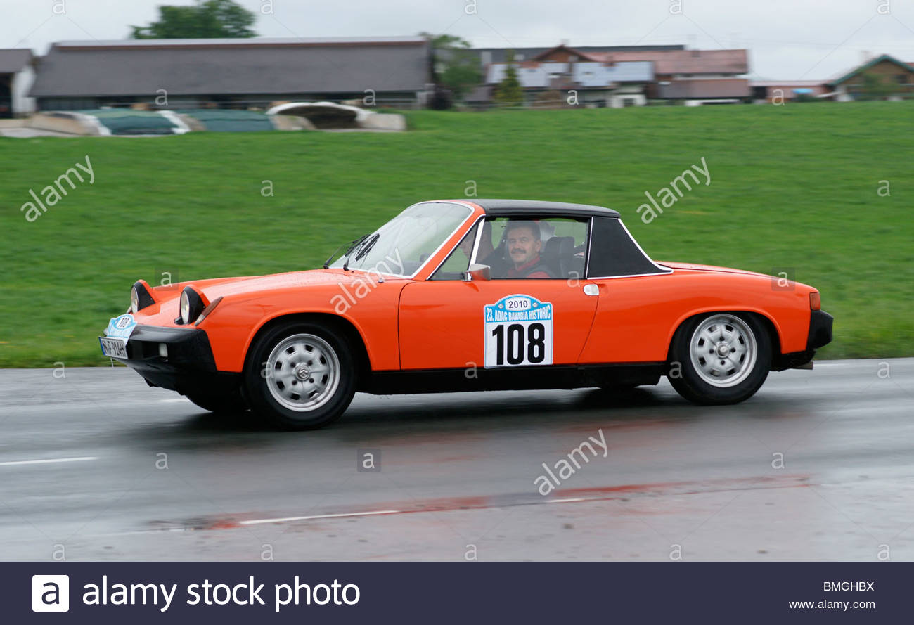 Very Old Porsche High Resolution Stock Photography And Images Alamy