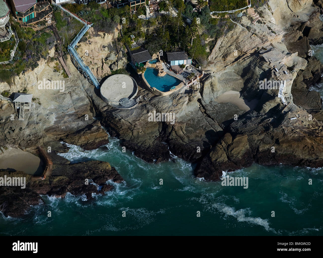 Swimming pool aerial view stock photos swimming pool aerial view stock images alamy for California private swimming pool code