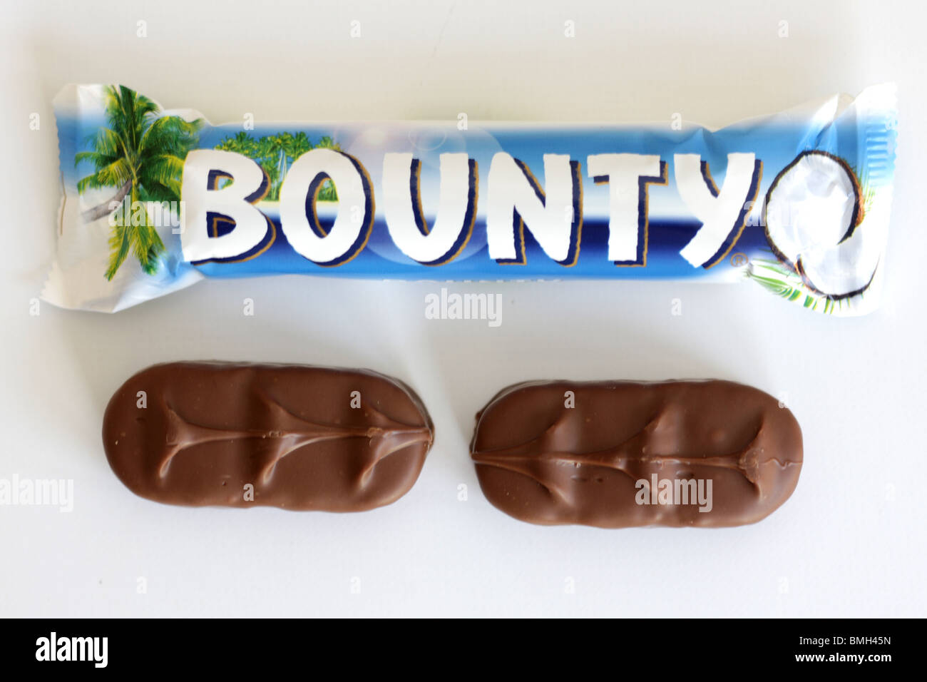 Bounty - chocolate with a piece of paradise 89