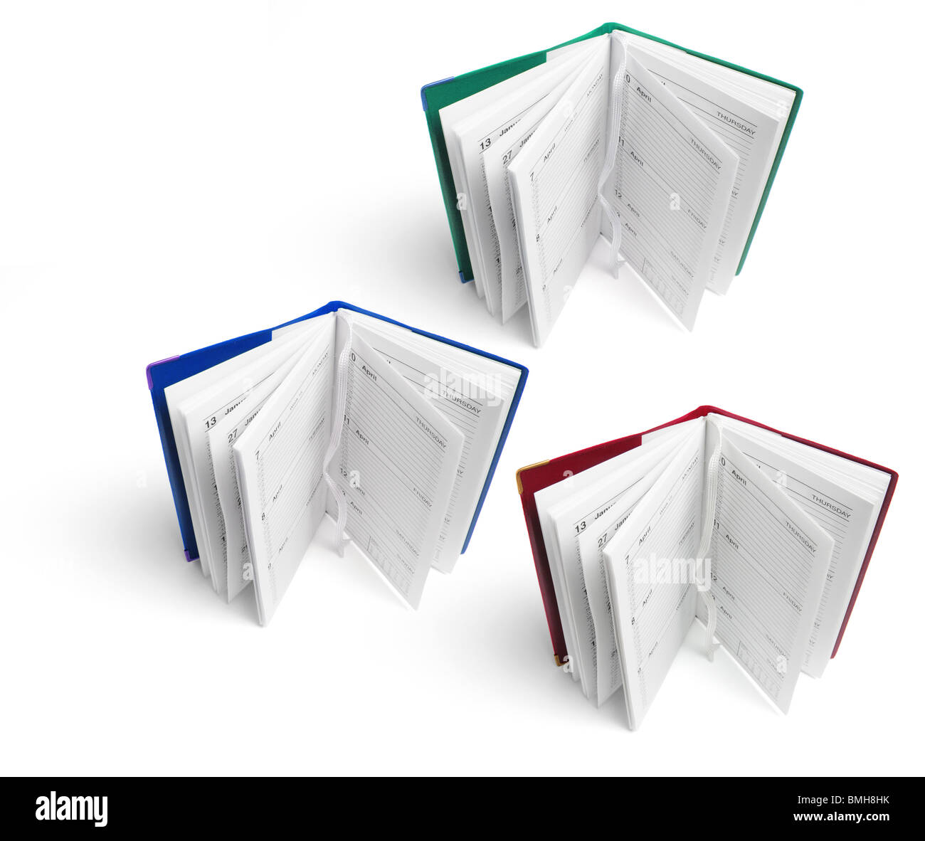 Pocket Organizers - Stock Image