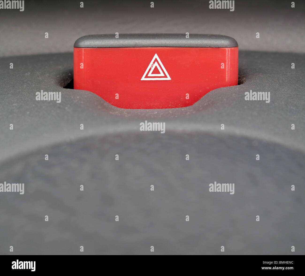 Hazard Button Stock Photos Images Alamy Panel Mounted Push On Switch Red Car Dashboard For Emergency Breakdown Lights Image