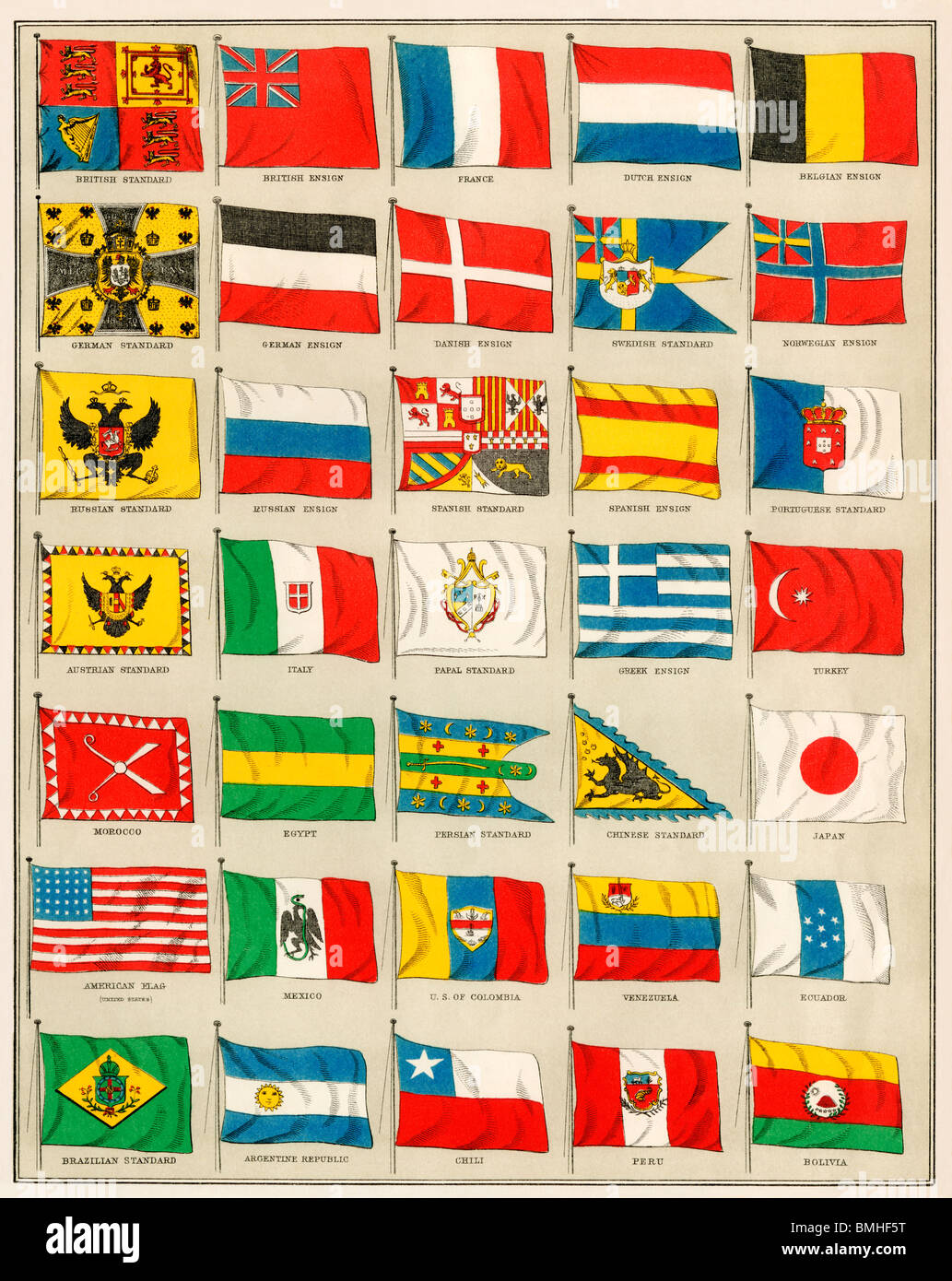 Old Fashioned Countries