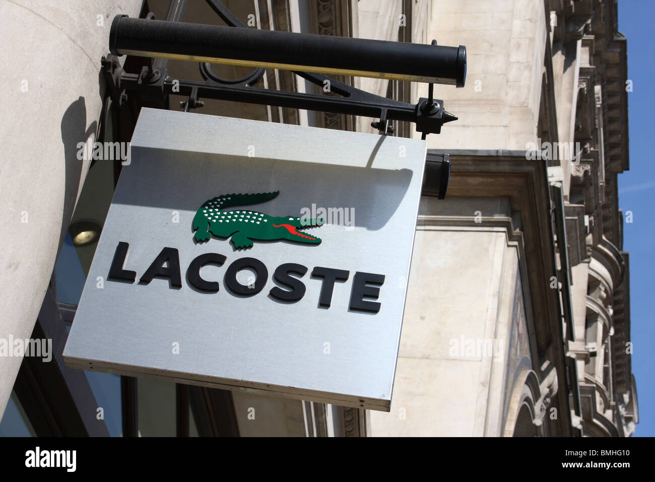 cheaper better latest Lacoste Outlet Shop Stock Photos & Lacoste Outlet Shop Stock ...