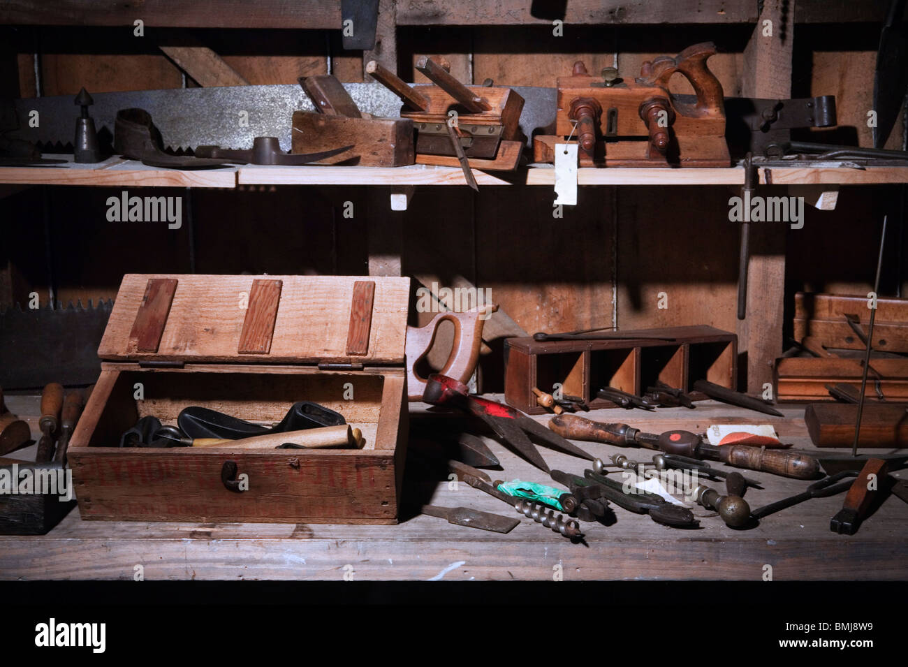 Carpentry Tools High Resolution Stock Photography And Images Alamy