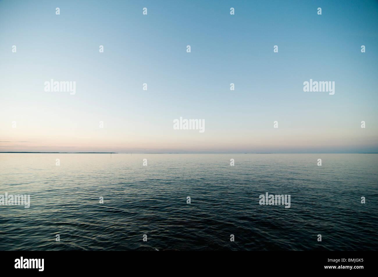 Horizon - Stock Image