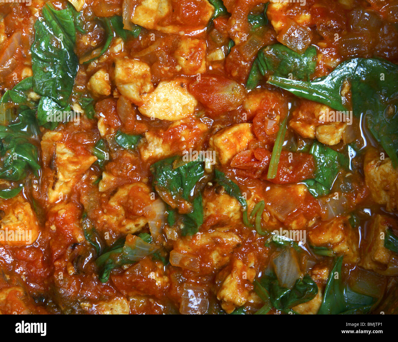 Quorn casserole, a meat substitute. - Stock Image