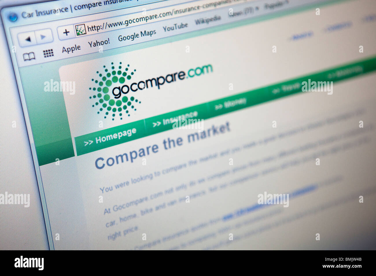 Gocompare Stock Photos Gocompare Stock Images Alamy