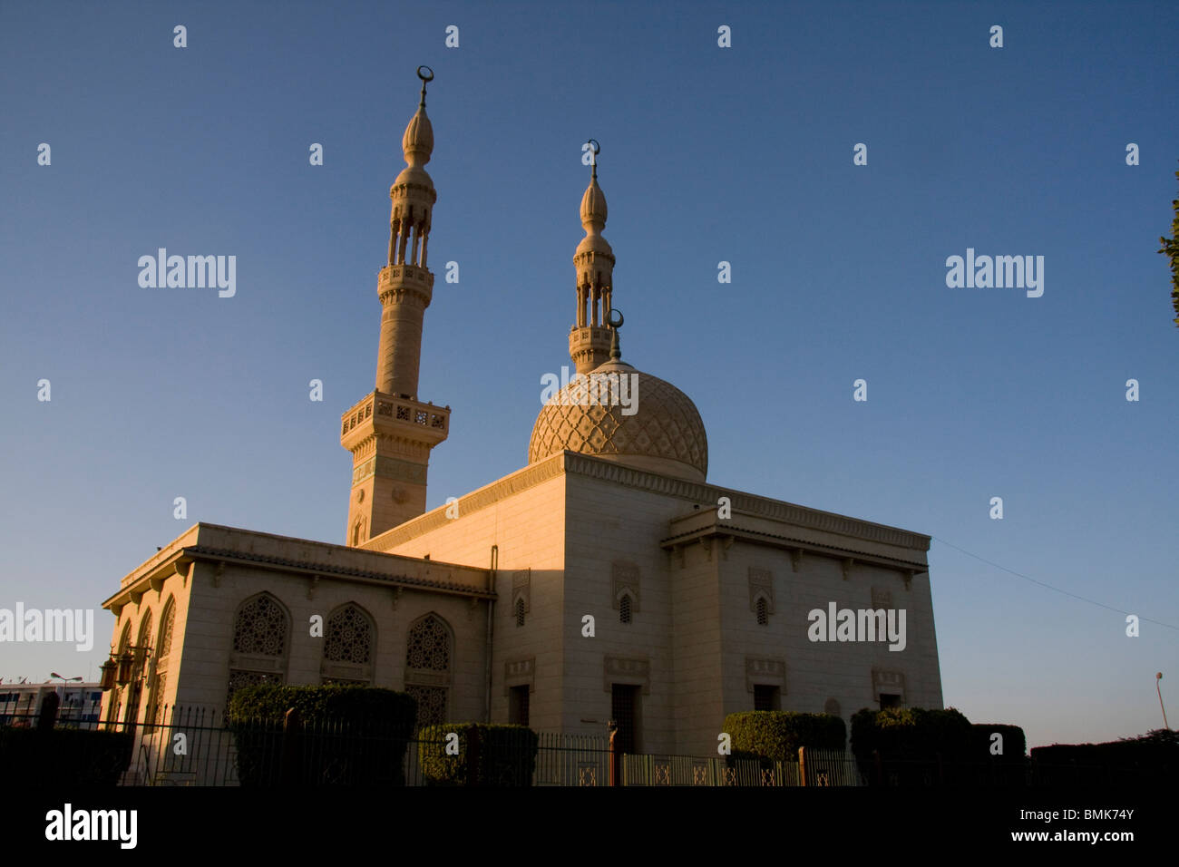 Mosque of Hamza, Suez, South Sinai, Egypt - Stock Image