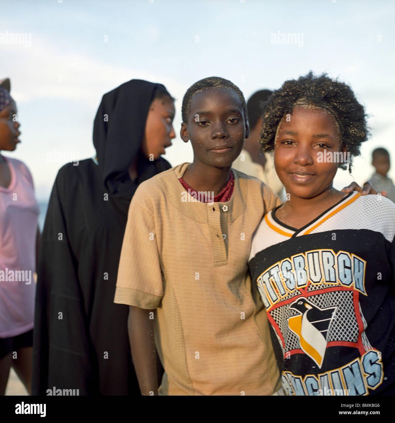 African Teen Cam